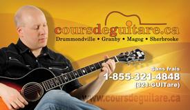 Cours de guitare en groupe!