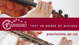 École de musique Pianissimo